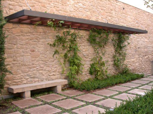 Proyecto de reforma paisajística de masía en la provincia de Lleida